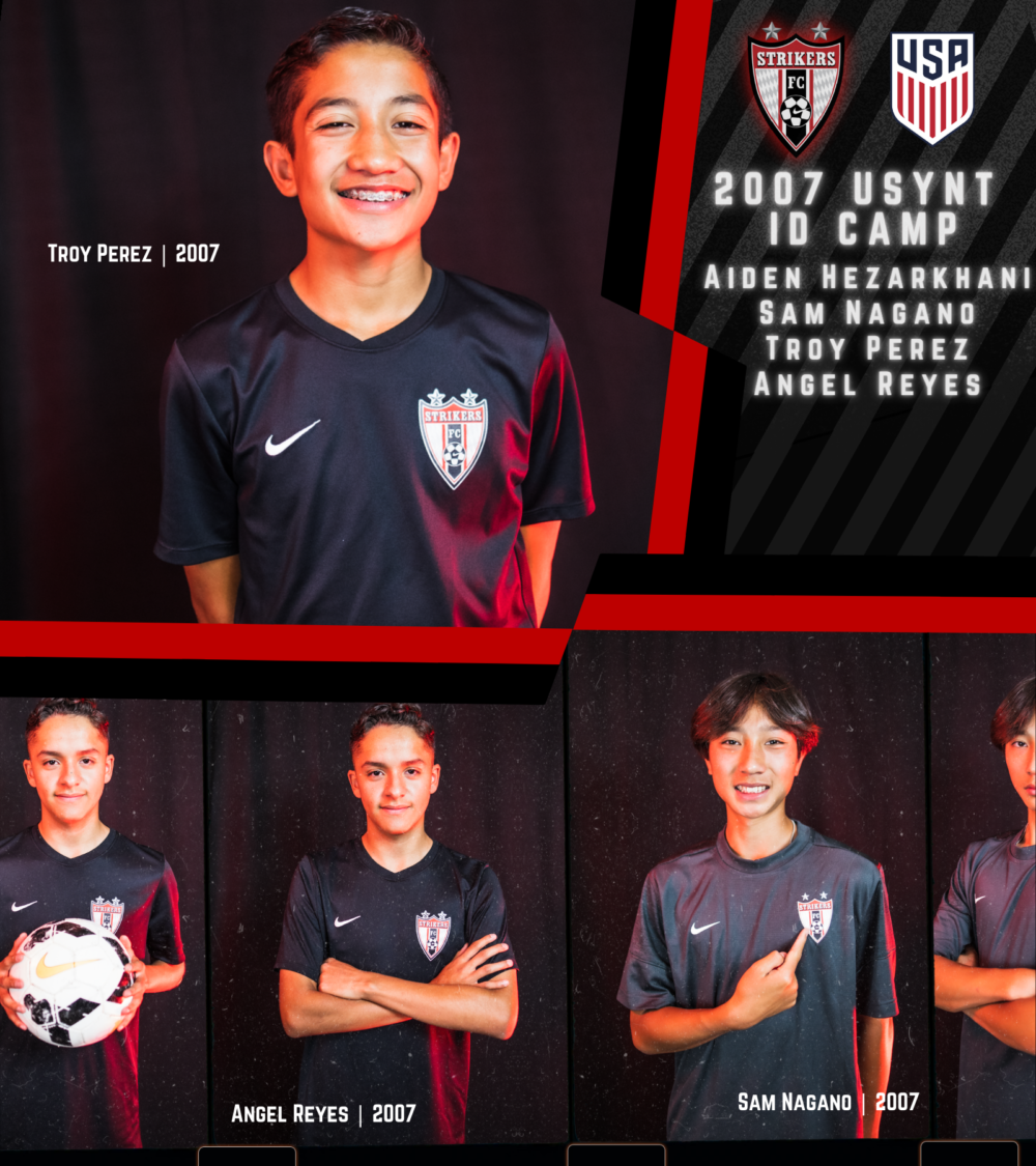 B2007 players called into usynt id camp
